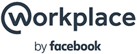 Workplace by Facebook logo